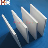 Length 100mm Width 50mm High Purity Wear-Resistance Alumina White Ceramic Plate