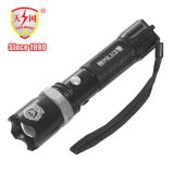 Aluminium Alloy Multifunctional Police Flashlight