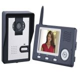 3.5 Inch Wireless Color Video Door Phone Intercom System (YET-W1-V1)