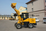 High Quality 1.5 Tons Mini Wheel Loader-Small Size
