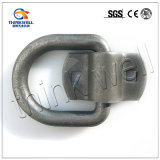 Forged Steel Lashing D Ring with Clamp