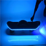 No Foldable Smart One Wheel Electric Balancing Skateboard with LED