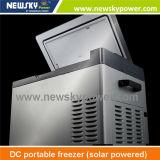 50L Solar Power System DC Car Freezer