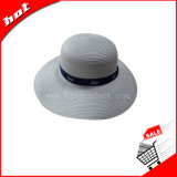 Floppy Woman Paper Straw Hat Promotional Hat