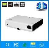 Full HD High Brightness Multimedia Mini 3D Laser Projector