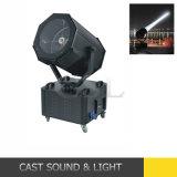 3000W-7000W Single Moving Head Sky Outdoor Search Light