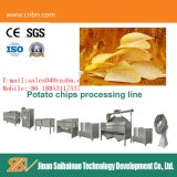 Hot Selling New Condition Potato Chips Processing Machine Line