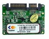 8GB~128g Kingfast Half-Slim SATA Solid State Disk for MID (KF1501MCM)
