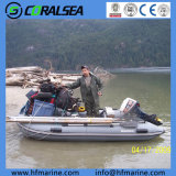 Inflatable Pontoon Boat for Sale Hsd460