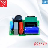 8-20W Non-Isolated Plug Fuorescent Lamp Driver with EMC QS1149