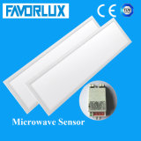 295*1195 38W Microwave Sensible LED Panel Light 120lm/W