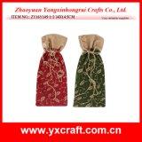 Christmas Decoration (ZY16Y145-1-2) Traditional Christmas Bag