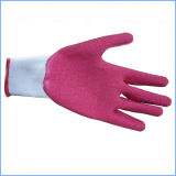 Latex Coated Working Gloves for Construction