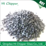 Grey Colored Terrazzo Decorative Glass Chips