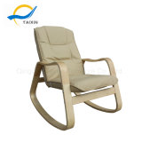 Modern and High Class Office Wooden Chair for Relax