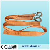 3000lbs X10′ Lashing Straps with Double J Hook