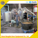 SUS304 Beer Brewery Equipment, China Made Beer Making System