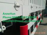 Classical Shmc 3 Axles High Coloumn Cargo Semi Trailer Trucks Option Demission