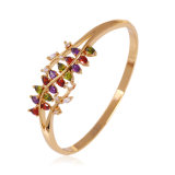 2014 Fshion Jewelry Gemstone Bangle (50580)