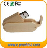New Design Wooden USB, Fashion Wooden USB Flash Drive (EW503)