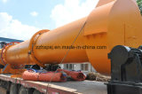 Easy Operation Industrial Usage Sawdust Rotary Dryer
