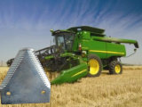 Used on Jd Cnh Claas Case...Combine Harvester Knife Section