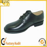 New Style Fashion Soft Leather Army Military Police Officer Shoes