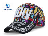 6 Panel Printed Baseball Caps Promotion Hat