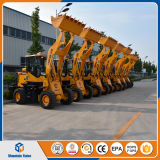 Multifunction Wheel Loader with Various Attachment