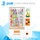 Ce Approved Elevator/Lift Refrigerated Snack&Drink Vending Machine with Twist/Spiral Dispenser