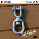 Carbon Steel Drop Forged Anchor Chain Swivel