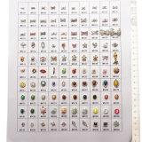Crystal Nail Art Beauty Alloy Decoration Rhinestone Designs (D68)