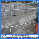 Hot DIP Galvanized Race Event Fence Crowd Control Barrier