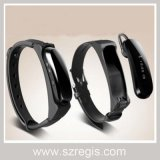Fashion Silicone Phone Call Bluetooth V4.3 Smart Bracelet