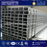 Q235B Galvanized Steel Tube Square / Rectangular Type