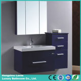 PVC Bathroom Cabinet with Ceramic Basin and Mirror (LT-C046)