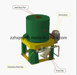 Placer Gold Ore Gravity Separator Nelson Gold Centrifugal Concentrator