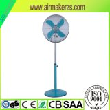16inch Adjustable Height Stand Fan with Ce/Rohs/GS