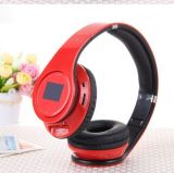 CE$RoHS Certificate Retractable Wireless Bluetooth Headphone
