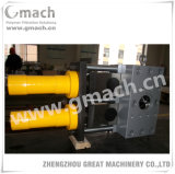 Double Plate Two Working Position Continuous Screen Changer for Plastic Extrusion Machine