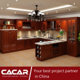 Venice Classical Modern Solid Wood Spray Lacquer Kitchen Cabinet (CA15-06)