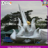 Hot Sale Model Inflatable Flame for Christmas Halloween Decoration