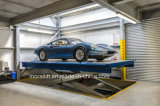 Home Use Hydraulic Underground Car Parking Lift with CE