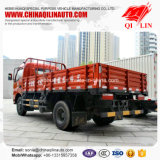 5000kg Load Removable Sideboard Truck with 6 Tires
