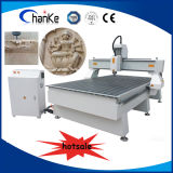 Wood CNC Woodworking Machinery for Furniture Door with Rotary