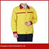 Factory Wholesale Cheap Protective Uniform Clothes (W221)