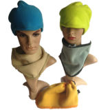Winter Scarf Factory Cheap Wholesale High Quality Polar Fleece Beanie Hat Neckwear
