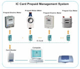 Prepaid Energy Management System for Water/Electricity/Gas Meter