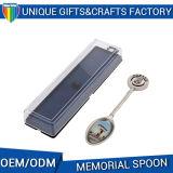Professional Manufacture Romania Tourist Gift Printing Photo Souvenir Spoon