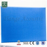 Hotel Fireproof Fabric Sound Decorative Wall Acoustic Panel (600*600)